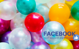 "Caso de éxito: como conseguir más engagement y alcance con ""Text Delight Animations"" de Facebook"